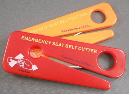 Level One Seat Belt Cutter X 2, Outdoor Stuffs