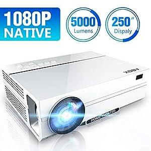Proyector Full HD 1080P Luximagen HD1100 (1920 x 1080) Cine ...
