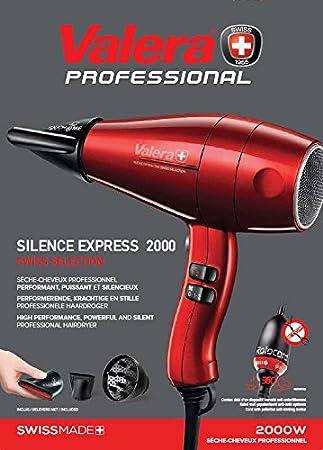 VALERA Silent Express le Sèche Cheveux PerformantSilencieux de Marque Suisse 2000W