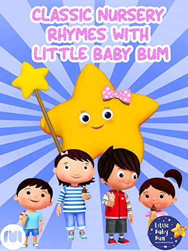 Classic Nursery Rhymes with Little Baby Bum