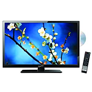 "Supersonic SC-2212 22"" Full HD Negro LED TV - Televisor (Full HD, 1080i, 480i, 480p, 720p, 1000:1, Negro, 1920 x 1080 Pixeles, NTSC)"
