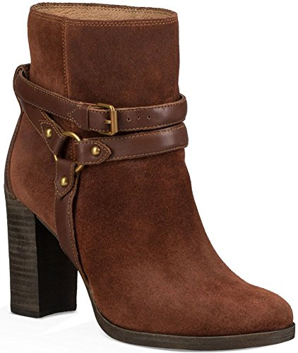 UGG Dandridge Womens Mahogany Ankle Boot vBa4vqPp