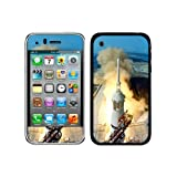 Graphics and More Protective Skin Sticker Case for iPhone 3G 3GS - Non-Retail Packaging - Apollo 11 Rocket Launch - Space Program