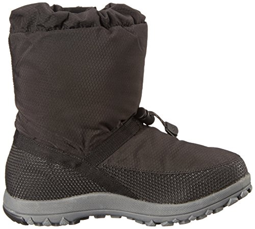Baffin Ease Boot Women Mid Grey 2016 Stiefel Schwarz