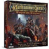 Edge Entertainment - Warhammer Quest: el juego de cartas de aventura (EDGWHQ01)