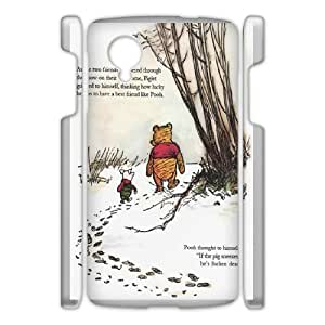 Google Nexus 5 Phone Case Cover winnie the pooh ( by one free one ) W64886