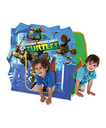 Teenage Mutant Ninja Turtles Hide u0027 N u0027 Play Tent  sc 1 st  Amazon.com & Amazon.com: Teenage Mutant Ninja Turtles Hide u0027 N u0027 Play Tent ...