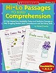 Hi-Lo Passages to Build Comprehension...
