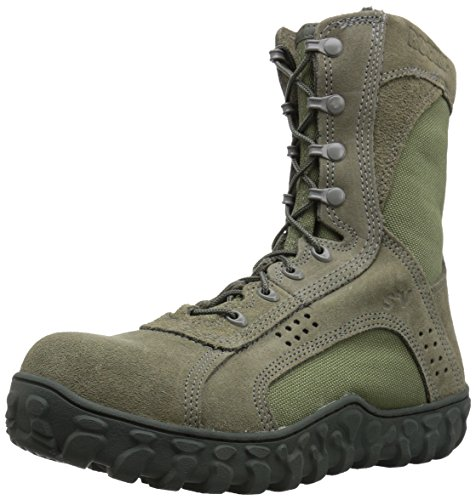 Rocky Mens Rkyc027 Military and Tactical Boot Sage Green