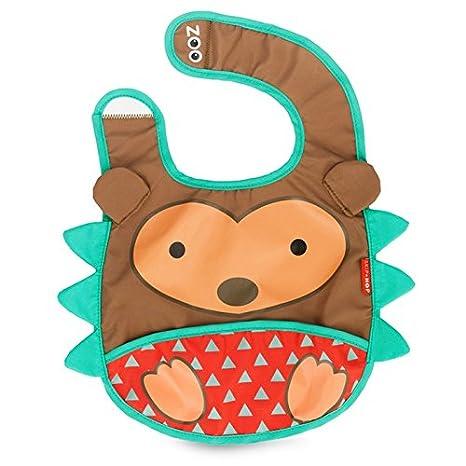 Skip Hop Zoo Tuck Away Bib, Otis Owl 232104