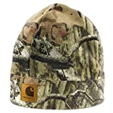 Carhartt Men's Workcamo Fleece Hat,Mossy Oak Break-Up Infinity,One Size