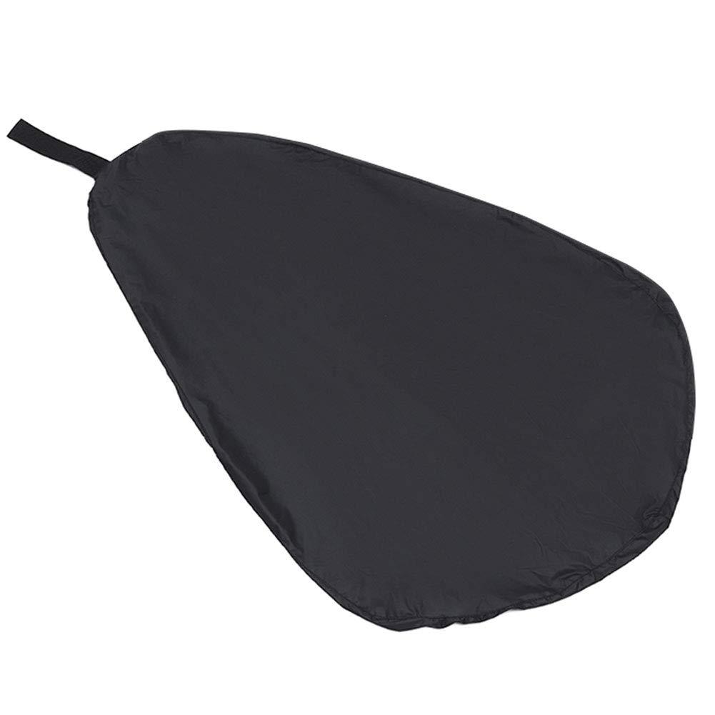WERTAZ Cubierta de la Cabina Profesional UV50 oqueo Kayak Protector Doble Cosido Oc/éano Durable Al Aire Libre Shockcord Deportes Impermeable Ado Accesorios Ajustable MGris