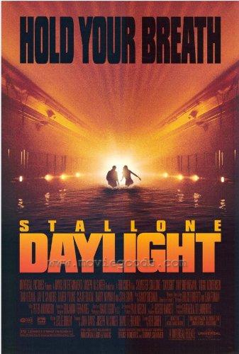 Daylight Movie Poster 1996 - Sylvester Stallone Viggo Mortensen Amy Brenneman Stan Shaw Claire