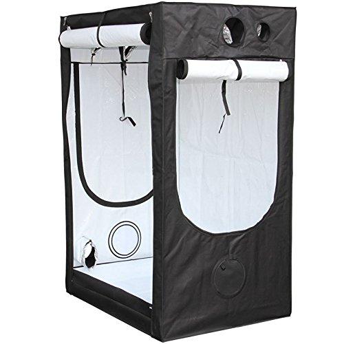 HomeBox Evolution R120 Grow Tent - 120cm x 90cm x 180cm by Homebox