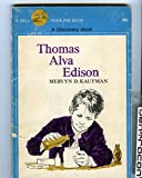img - for Thomas Alva Edison : Miracle Maker (A Discovery Book) book / textbook / text book