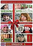 Birkenbihl Sprachen: Englisch gehirn-gerecht, Weihnachtswelten, 3 Geschichten fur die ganze Familie!