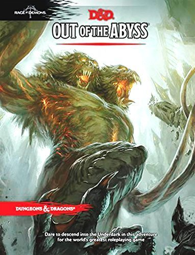 Dungeons & Dragons Out of the Abyss