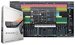 Studio One 3 Professional Upgrade from Studio One Artist 3 (License Code + Quick Start)