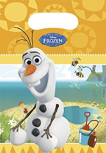 OLAF Die Ice Queen Frozen Disney Olaf Summer Party Bags -