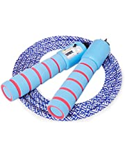 Springtouw Speed Rope, springtouw boksen, springtouw voor kinderen, springtouw voor kinderen met teller, springtouw sport, verstelbaar Speed Rope touwspringen!