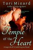 Temple of The Heart: Dark Empire #1 (Legends Of A Dark Empire)