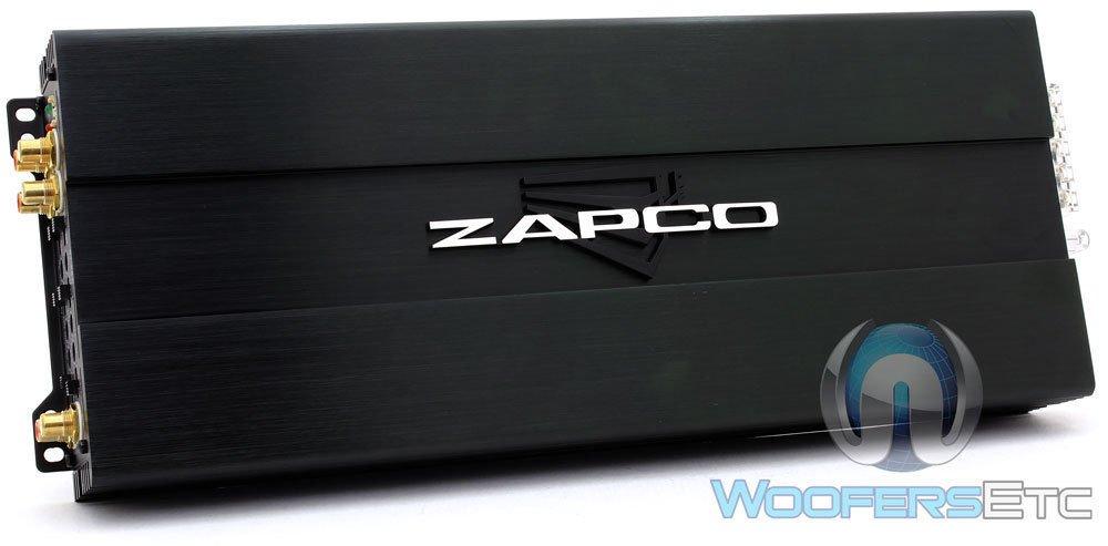 Zapco ST-5X II 5-Channel Class AB Car Amplifier (New Model) by Zapco B01LY1EQ24