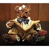 Boyds Bears Dean Newbearger III Bears & Bulls Bearstone Collection GCC Figurine