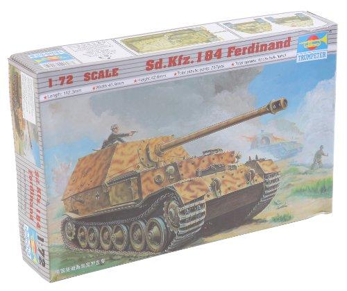 Trumpeter 07205 Modellbausatz Sd.Kfz. 184 Tiger Ferdinand