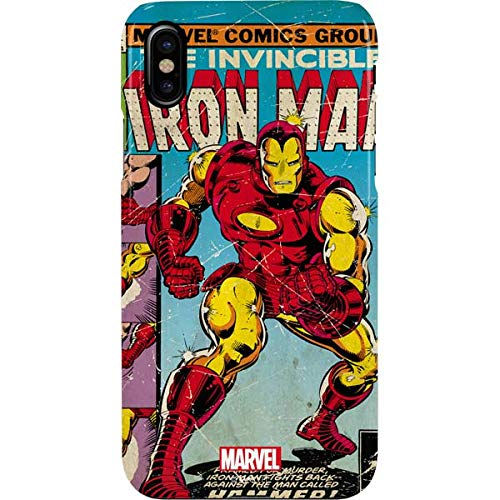 ironman iphone xs case