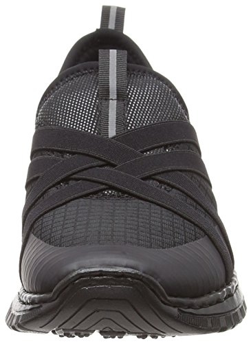 Baskets schwarz Noir Femme Rieker Enfiler N5050 schwarz 03 schwarz vqwIw51C