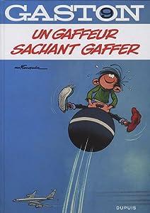 """Afficher """"Gaston n° 9 Un gaffeur sachant gaffer"""""""