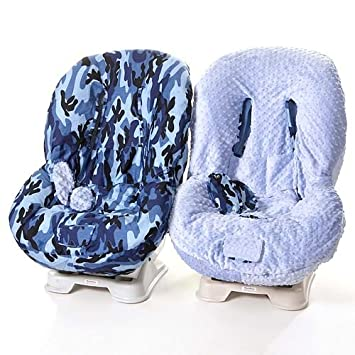 Little Luxe Toddler Car Seat Cover