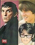 16 Magazine January 1969 Dark Shadows Monkees