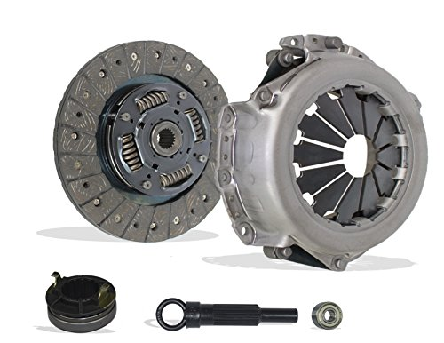 Clutch Kit Hd Fits Hyundai Accent Gls Gs Se Kia Rio Base Lx Sx 1.6L - Hyundai Accent Clutch Kit