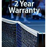 Professional 42' Tennis Net - *2 Year Warranty*