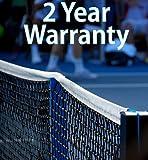 Professional 42' Tennis Net2 Year Warranty [Net World Sports]