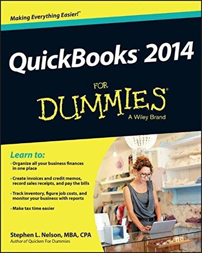 Price comparison product image QuickBooks 2014 For Dummies