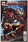 Invincible Iron Man, N°512 : Venom Variant par Marvel