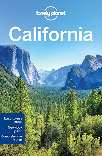 Lonely Planet California (Travel Guide) (Santa Barbara California)