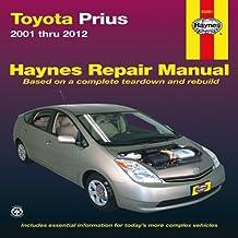 Toyota Prius 2001 thru 2012