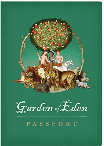 (Passport to The Garden of Eden Mini Notebook)
