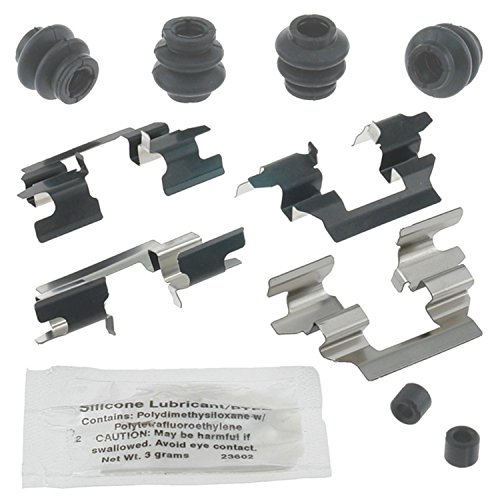 ACDelco 18K1682X Professional Rear Disc Brake Caliper Hardware Kit ()