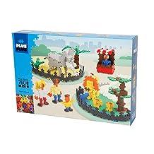 Plus Plus 3750 Mini Basic 760pcs-Zoo Games