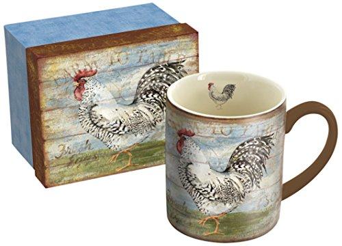 LANG - 14 oz. Ceramic Coffee Mug -