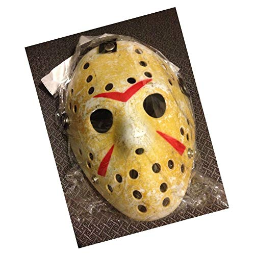 K&N41 Friday The 13th Mask Halloween Costume Party Cosplay Scary Horror Full Face