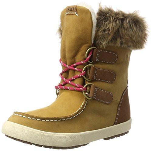 Roxy Vrouwen Regenachtiger Laarzen Bruin (bruin)