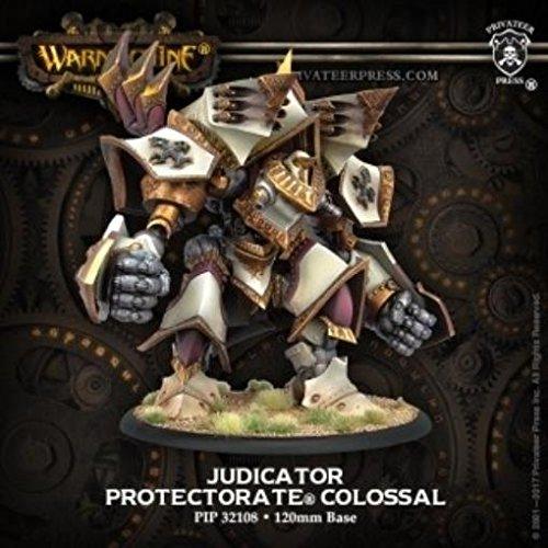 Judicator-Revelator Colossal Warjack by Warmachine Mk II - The Protectorate of Menoth 28mm