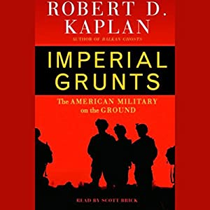 Imperial Grunts Audiobook