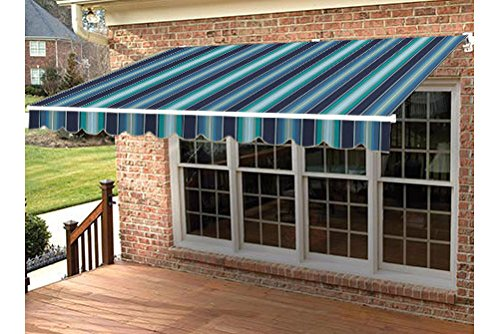 Taylor Made Retractable Awning 18'W x 10'L, Left Manual ...