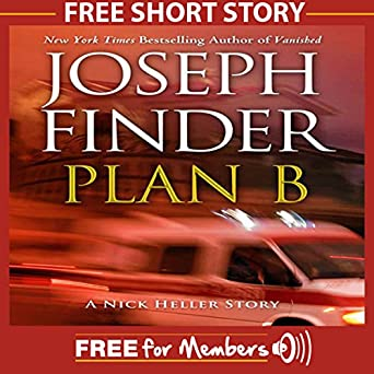joseph finder audio books